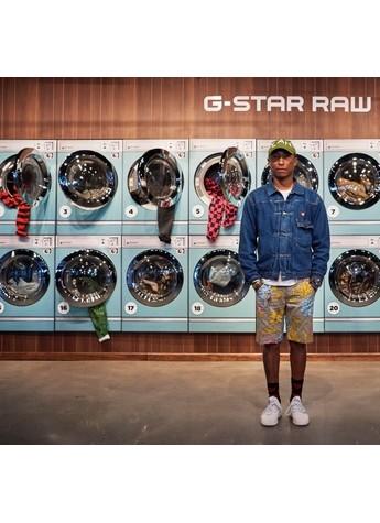 G-Star RAW 联合 Pharrell Williams 为您带来第二季Elwood X25 Drop II