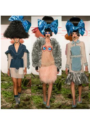 时装周的超模们,换妆到底有多快?