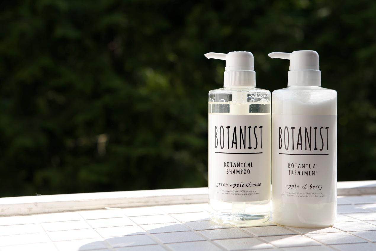 植物护发品牌BOTANIST,正式登陆天猫