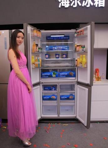 中怡康:国庆海尔全空间保鲜冰箱销量居同位段NO.1