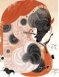 第二届全球插画奖颁奖典礼在法兰克福书展上举办