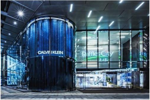 亚洲首家CALVIN KLEIN LIFESTYLE 店登陆魔都