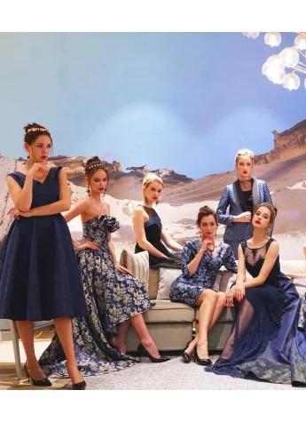 艺术对话时尚|2018富安娜时装发布秀【谜·幻境】演绎时尚新高度