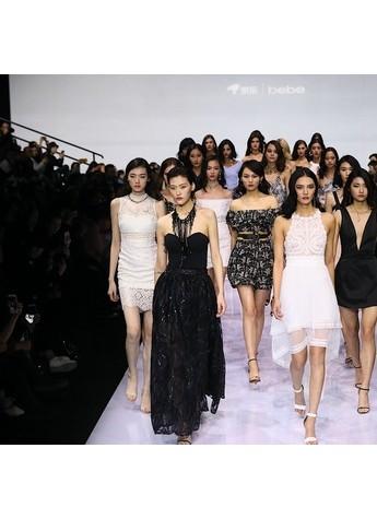經典美式風潮來襲,京東贊助bebe、GANT亮相中國國際時裝周