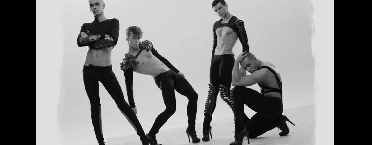 高跟鞋:从男性到女性