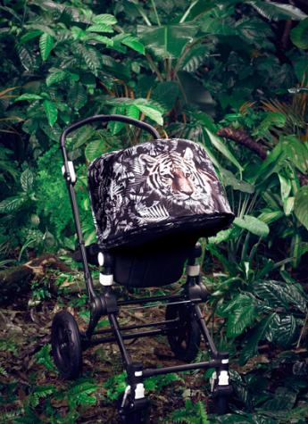 Bugaboo携手澳大利亚时尚品牌 We Are Handsome 邀您共赴丛林探险