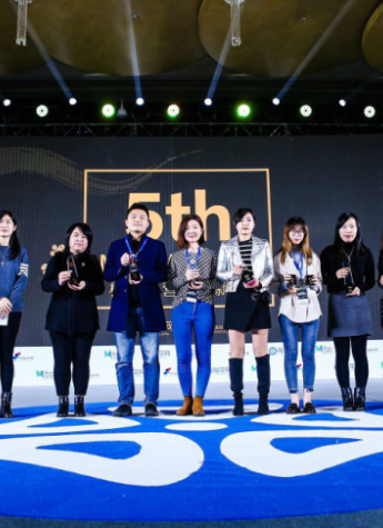 三棵树5.17健康漆节荣获第五届梅花网最佳电商营销创新奖
