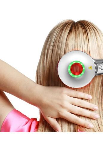 90 后成脱发主力  Wennil 激光生发梳倡导健康护发