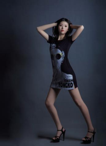 瑄玥模特公司顶尖模特巡礼—酷炫的张瑞卓