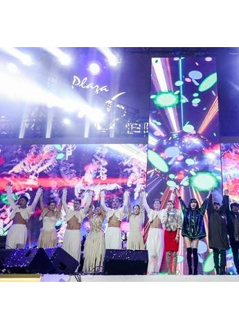 跨年盛典 臻奢绽放  2018奇境狂欢夜引燃恒隆广场 •上海