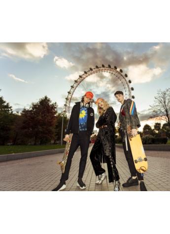 闯入世界马戏团| FAIRWHALE男装18春季新品上市