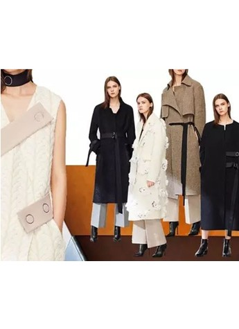 中国设计师品牌精品推荐——LUCIEN WANG的大衣