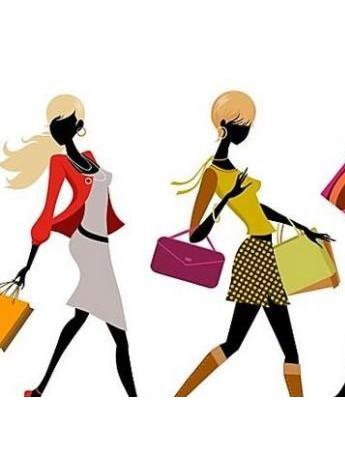 女生逛街有时候并不是一定要买东西,而是为了体会逛街的幸福感