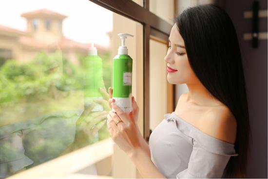蜜植素洗发乳全新上市