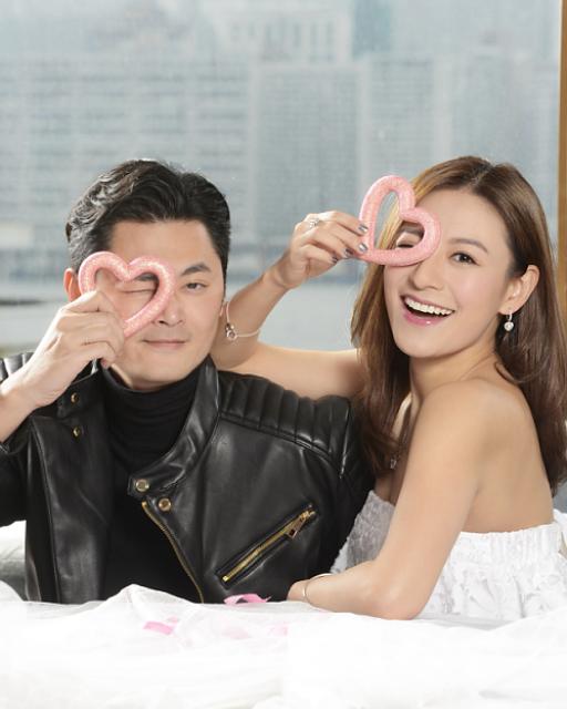 """与""""生煎包王""""十年友情变爱情,江若琳被拍进DR钻戒店挑婚戒"""