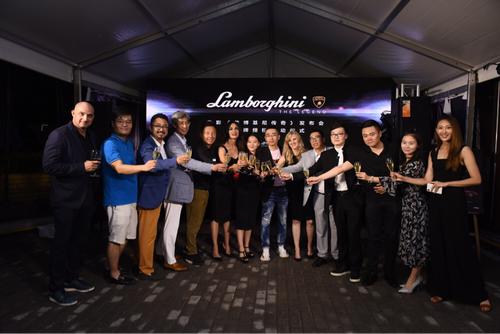 《兰博基尼传奇》主演亮相发布会 启动授权开启视觉盛宴