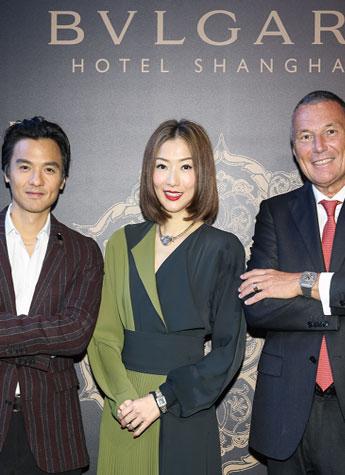 上海宝格丽酒店携意式风华盛启外滩