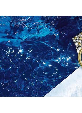 金熊金表夏季防水小知识丨游泳冲浪和漂流,戴表下水行不行?