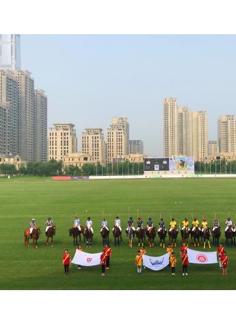 1003环亚女子马球学校校长罗斌,开创中国高校马球先河