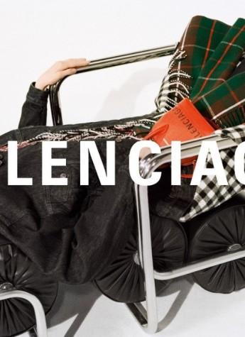 Balenciaga巴黎世家與京東TOPLIFE攜手發布品牌中國電商旗艦店