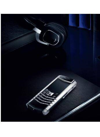 它的历史即是奢侈手机的发展史 VERTU(纬图)手机20周年大事记