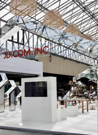 京东家居家装国际品牌优享计划亮相巴黎 构建国际品牌入华优选渠道