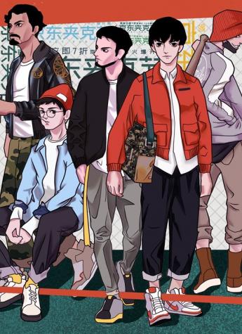 解锁夹克全新玩法,即刻吸睛,上京东夹克超级品类日!