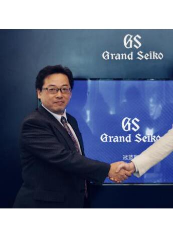Grand Seiko冠蓝狮入驻武汉新宇三宝