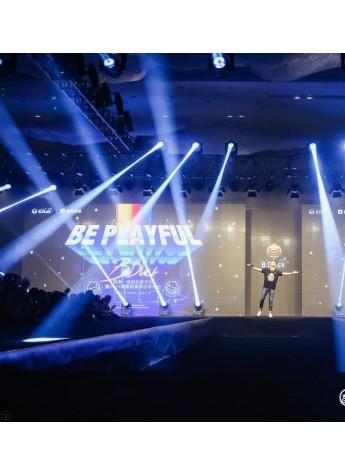 潮流盛宴 | 利讯集团携手B.Duck品牌开启鞋服一体化运营新征程!