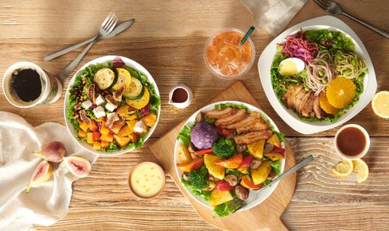 星级轻餐点亮午餐时光,解锁全新暖食体验