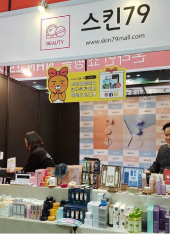 参加MEGA SHOW,skin79加速拓展全球市场