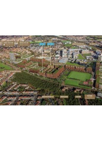 英国房地产发展商REDROW携Colindale Gardens科黛花园亮相申城