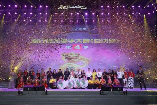 """""""龙岗正在唱""""流行音乐歌手大赛第四季总决赛完美收官"""