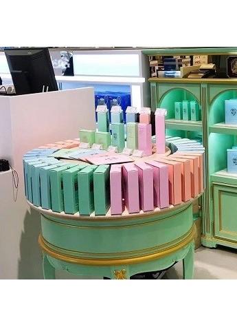 CHALLANS de PARIS入驻韩国现代免税店 推进品牌国际化进程