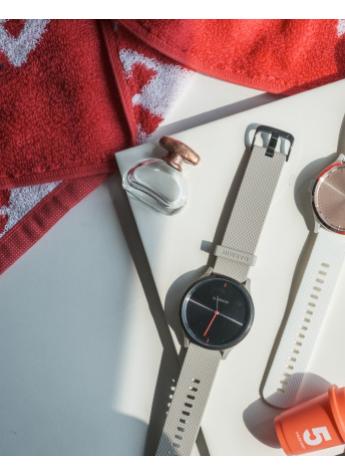 运动手表不能成为颜值担当?Garmin表示不服!