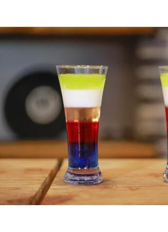 鸡尾酒实验证明海尔全空间保鲜冰箱保鲜效果行业领先