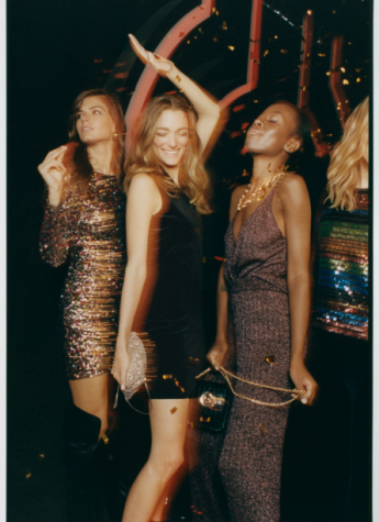 MANGO Girls的闪亮派对