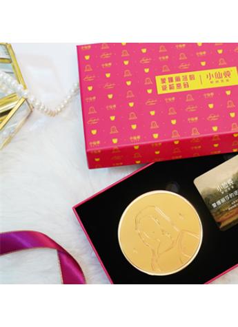 小仙燉鮮燉燕窩推出蒙娜麗莎IP定制款月卡禮盒,讓送禮更有趣