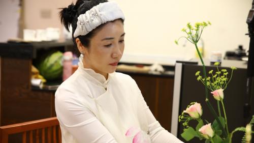 """""""素颜美学缔造者""""王红:画美人是技术与艺术的美丽邂逅"""