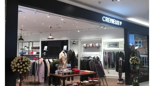 唯美混搭时尚先行 ——CREMIEUX无锡八佰伴店耀目起航
