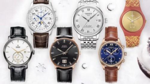 天猫超级品类日联合Swatch集团打造高端腕表专场,赋予行业新活力