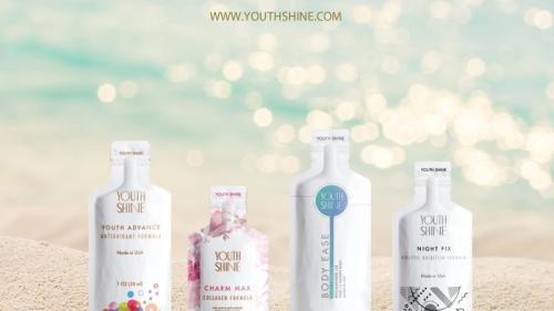 美国Youth Shine专利胶原蛋白,80天喝出冻龄美肌!
