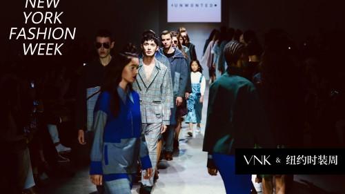 VNK走近国际时装周|VNK·纽约时装周