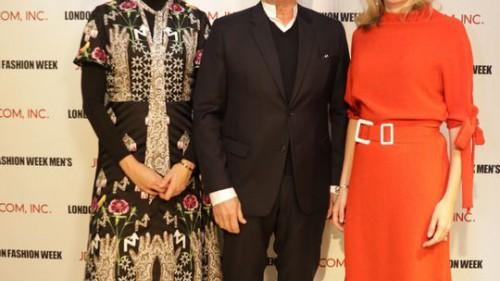 京东宣布与BFC签订3年战略合作协议 将带中国品牌跻身伦敦时装周