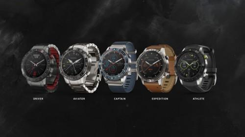 Garmin新品發布,MARQ系列解鎖高端腕表精專智能化