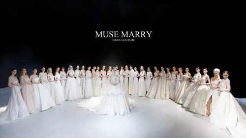 MuseMarry 2019秋冬深圳时装周:午夜魅影The Midnight Shadow