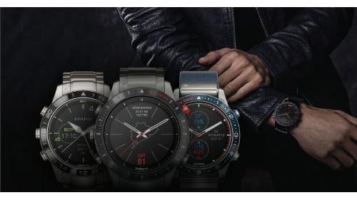 30周年巔峰之作 Garmin發布MARQ系列高端智能腕表