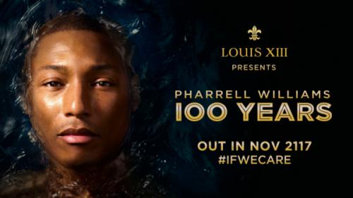 《100 YEARS》:路易十三联袂Pharrell Williams呼吁关注全球变暖