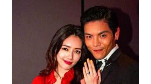 娛樂圈愛情大豐收,向佐求婚成功,看郭碧婷如何收獲5克拉鉆戒