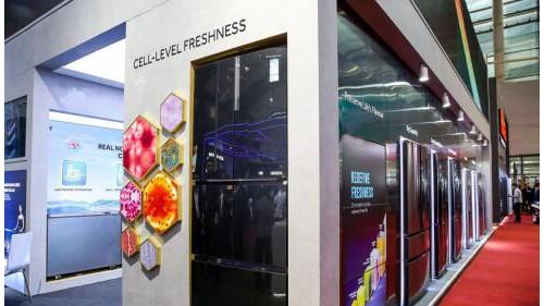 广交会卡萨帝冰箱出口欧洲:高定价、高增幅